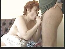 Old Fat Mature Woman Fucks Young Boy Grandma (Granny)Abuelas Lai