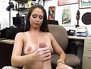 Jazmine Cashmere Blowjob Whips, Handcuffs And A Face Total Of