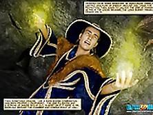 3D Comic: Lands Of Lore.  Episode 5