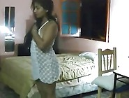 Morrita Bailando Sexy