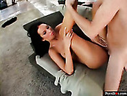 Destiny St Claire Presents Her Gaped Anal Hole And Destroyed Pus