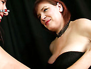 Horny Chick Faye Rampton Gets Her Wet Pussy Fingered Hard