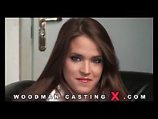 Silvie De Lux - Woodman Casting X