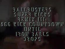 365 Kicks Ballbusting Callendar