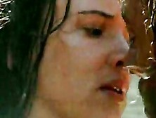 Juliette Lewis - Movie Couple Make Love Under Water In A Lake
