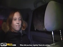 Sexy Car Sex With Anal Creampie