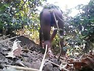Tarzan Boy Sex In Jungle Wood