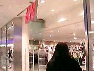 7-Public Facial In The Shopping Mall