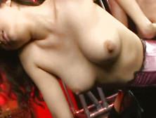 Sexy Japanese Miho Kanda Fucked In A Corset