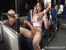 Why Can't I Ride The Bus In Peace?