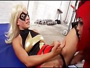 Danni C.  And Lexi S.  In Avengers Xxx Porn Parody