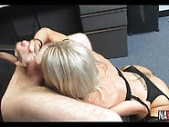 Big Tits Blonde Milf Fucked In Her Office Emma Starr. Mp4
