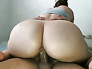 Super Hot Teen With Big Booty Riding My Dick In A Cowgirl Pose