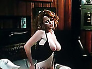 After Steamy 69 Pose Super Busty Red Haired Milf Rides Fat Cock