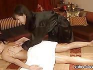 Rayveness & Stephanie Cane In Hard Working Lesbians - Milehighme