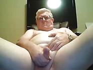 Grampa Sexy Tongue Cums
