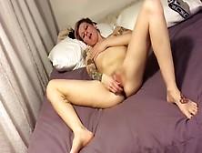Jessy Wilkes Masturbates And Squirts Hard