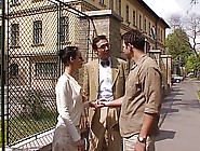 Scene #4 From Love Story (Sandra Iron,  Carmen White)