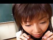 Akane Hotaru,  Adorable Japanese Babe At School