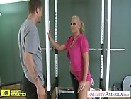 Sporty Blondie Phoenix Marie Fucking