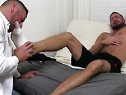 Big Human Balls Gay Porn Gallery First Time Dolf's Foot Doc