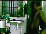 Horny Indian Couple In The Kitchen