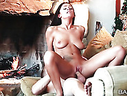 Romantic Fireside Sex With Whitney Westgate