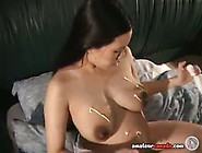 Pregnant Busty Asian Fingers Meat Curtain Big Lip Pussy
