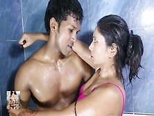 Indian Shower Sex Mms – Bf Goes Out Of Control With Gf