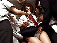 Japan Molester Bus