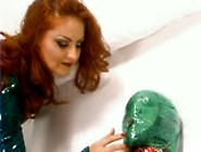 Lezzie Mistress Sexually Tortures Slave