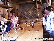 Orgy In An Inn In The Mountains