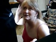Mom Forced To Deepthroat