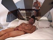 Young Stud Ethan Painfully Anally Plugged By A Huge Boner