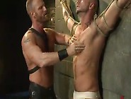 Jessie Colter Subdued,  Tortured And Anally Impaled By A Blond Ma