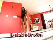 Delotta Brown Interracial Anal