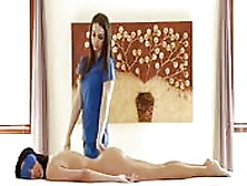 Masaje Especial Para La Cliente Francesa