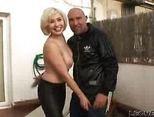 Sofia Prada - Fucking Publicly In Barcelona