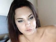 Our Neighbor Caught Masturbating On Webcam