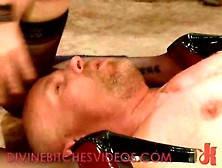 Guy Electro Tortured And Fucked By Babe By Marinvulle