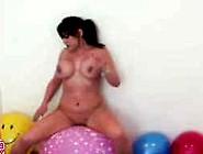 Inflatable masturbation sheath chick