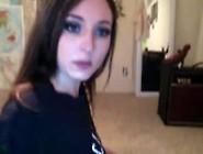 Girl Show Hot Ass On Webcam