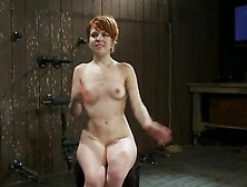 Scarlet Head Beauty Juliette March Forced To Peak Constrained An