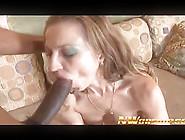 Hot Readhaed Mom Enjoy Interracial Sex And Big Black Cock