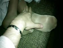 Footjob Pantyhose P1 - Xhamster. Com