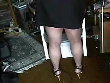 Bbw Shits In Her Pantiehose