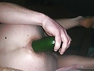 Hardcore Anal Penetration With Bottle