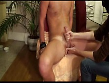 Young Guy Comes Twice - Cum Control - Daddi
