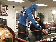 Liza Del Sierra Brings Anal To Lex's Office! By Lex Steele
