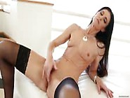 The Milf India Summer Masturbating Her Pussy With Her Fingers